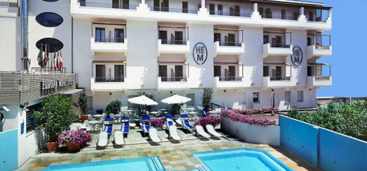 Hotel Europa Monetti